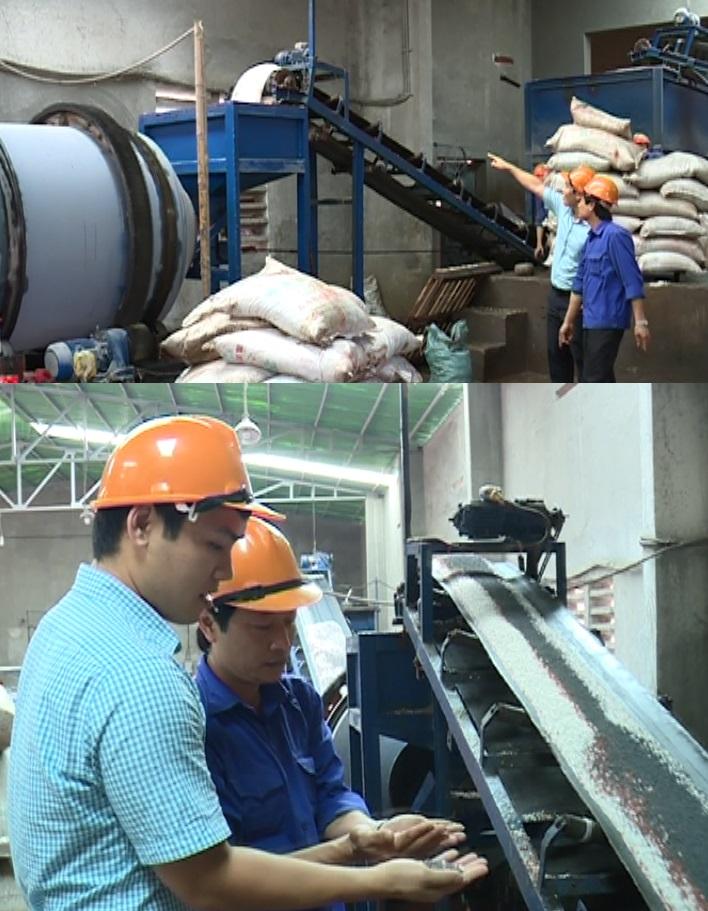 Nhà máy sản xuất phân bón Thiên Nông ra quân sản xuất đầu năm Bính Thân 2016