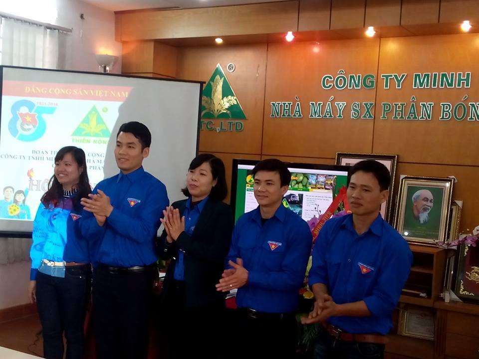Kỉ niệm 85 năm thành lập Đoàn thanh niên cộng sản Hồ Chí Minh