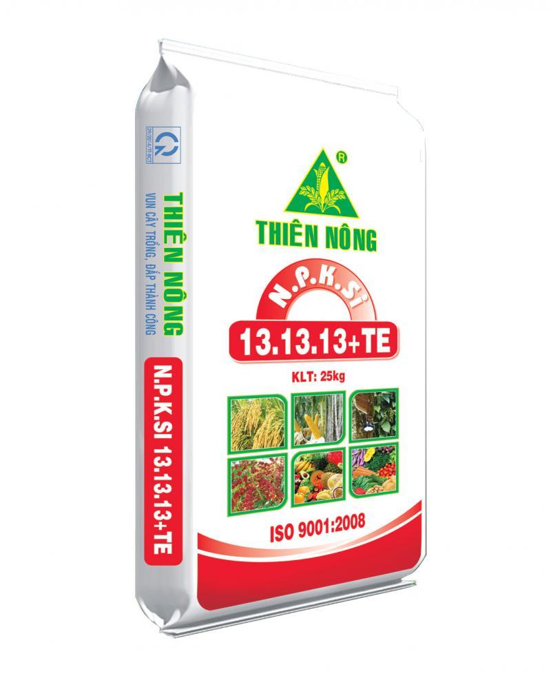 Phân bón Thiên Nông - NPK 13.13.13 + TE