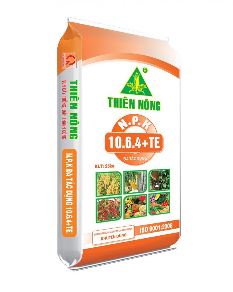Phân bón Thiên Nông - NPK 10.6.4