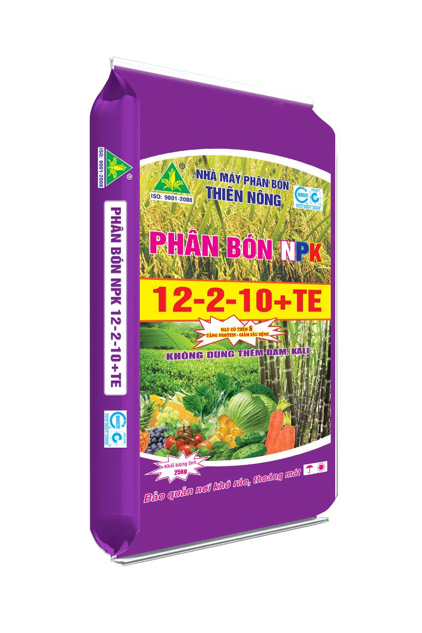 Phân bón Thiên Nông - NPK 12.2.10