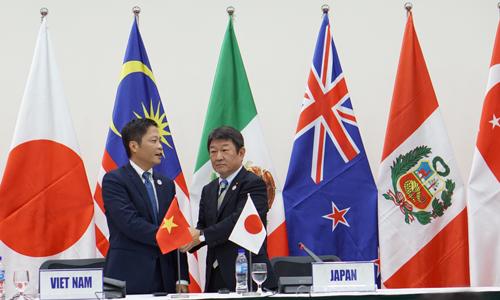 11 nước đạt thoả thuận TPP với tên gọi mới 'CPTPP'